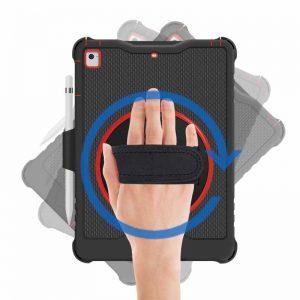 Rugged 3 in 1 Ipad Case